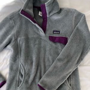 Women's Patagonia 1/4 Button Fleece